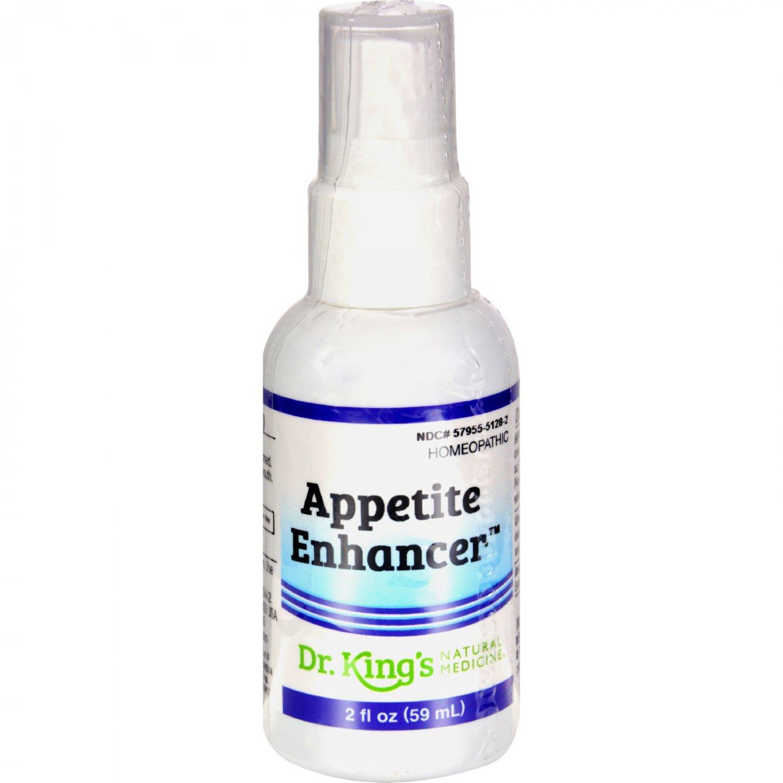 King Bio Homeopathic Appetite Enhancer - 2 fl oz