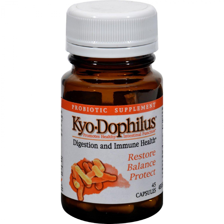 Kyolic Kyo-Dophilus - 45 Capsules