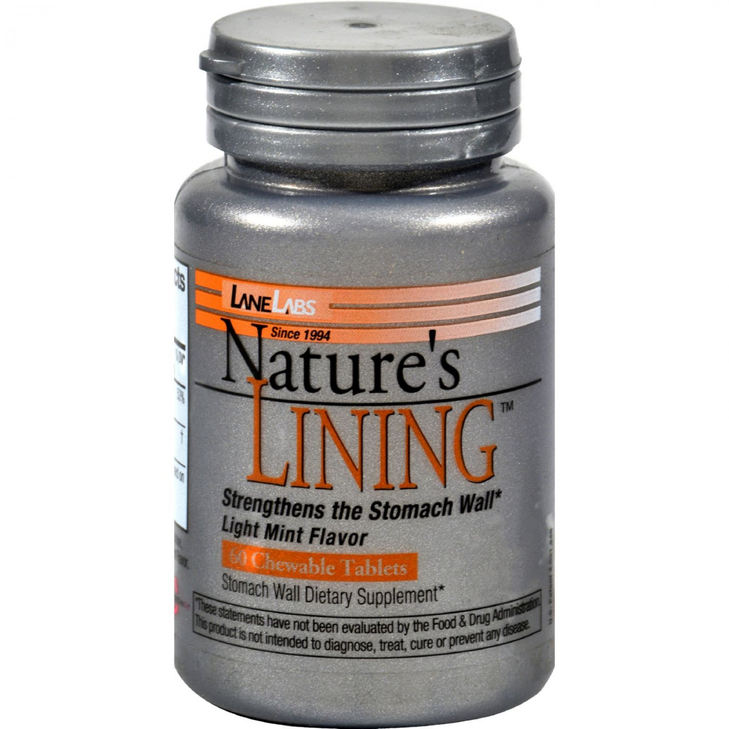 Lane Labs Nature's Lining - 60 Tablets