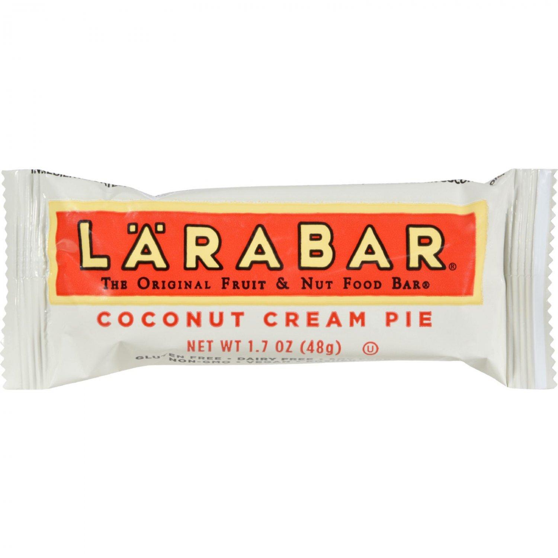LaraBar - Coconut Cream - Case of 16 - 1.7 oz