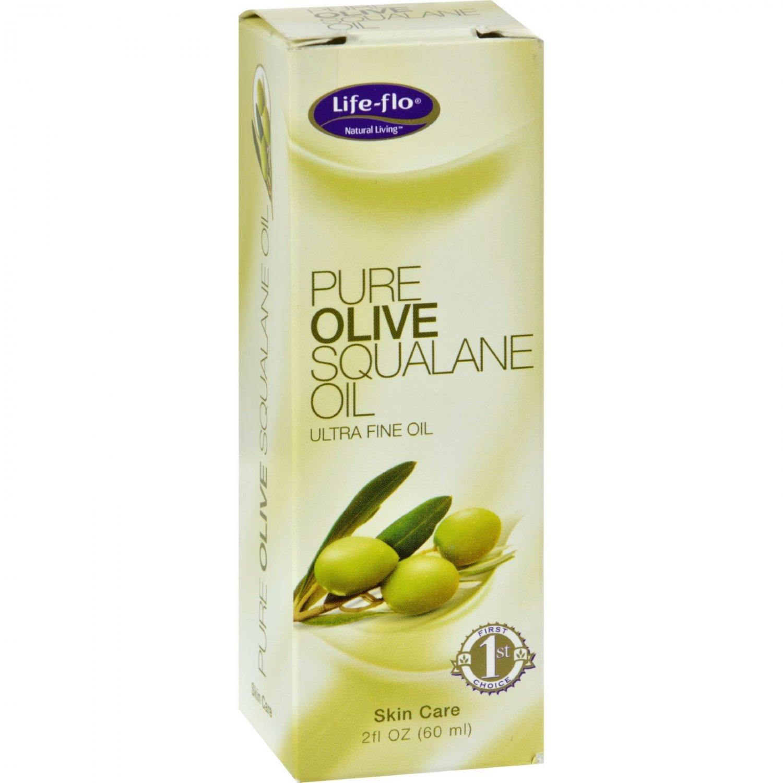 Life-Flo Olive Squalane Oil Pure - 2 fl oz