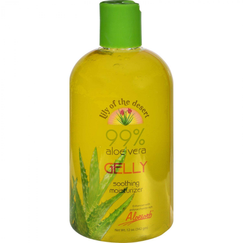 Lily of the Desert Aloe Vera Gelly Soothing Moisturizer - 12 fl oz