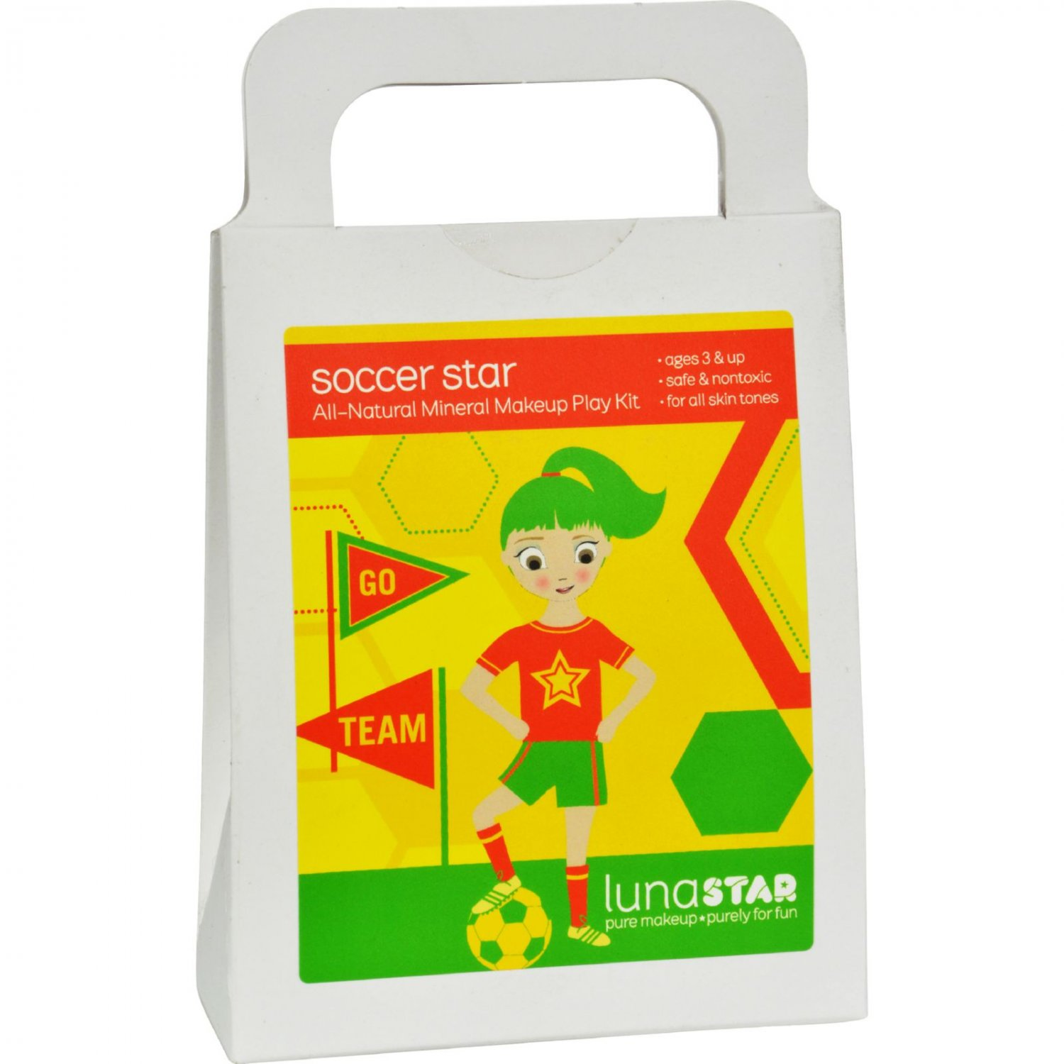 Lunastar Play Makeup Kit - Soccer Star