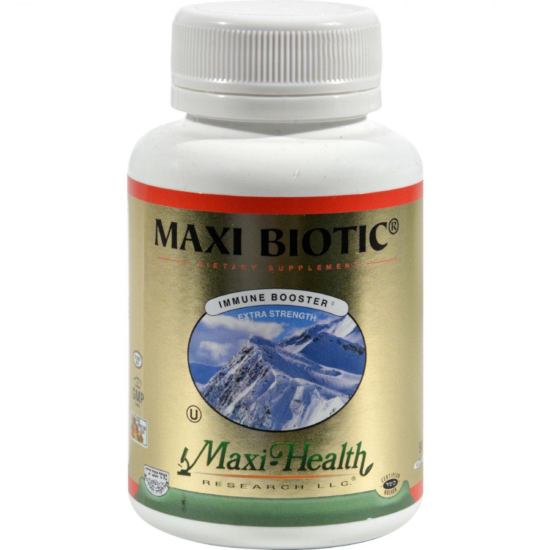 Maxi Health Maxi Biotic 450 - 90 Caps