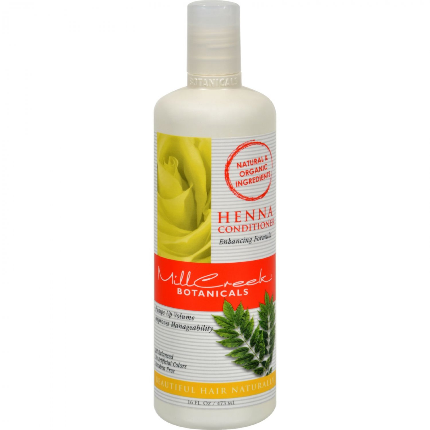 Mill Creek Henna Conditioner - 16 fl oz
