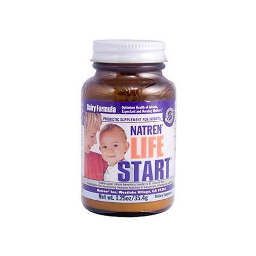 Natren Life Start Probiotic Supplement for Infants - Powder - 1.25 oz