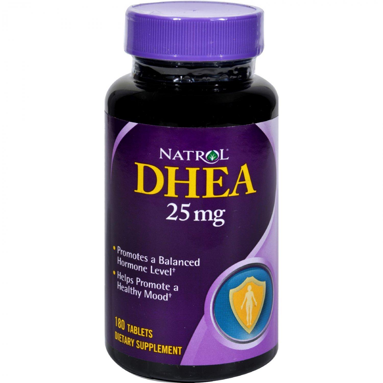 Natrol DHEA - 25 mg - 180 Tablets
