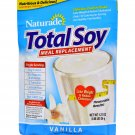 Naturade Total Soy Vanilla Packet - Case of 25 - 1.27 oz