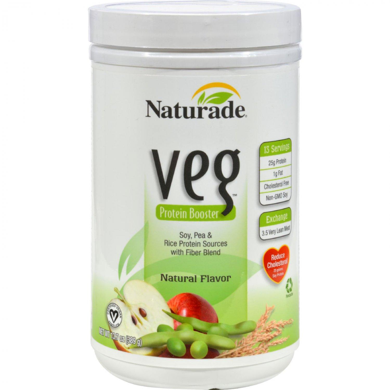 Naturade Veg Protein Booster Natural - 15 oz