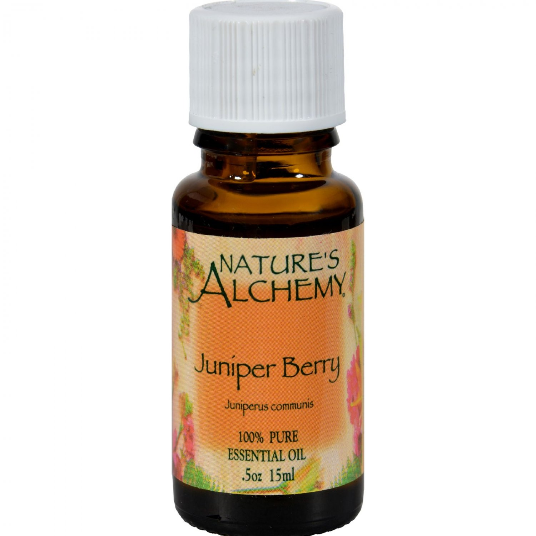 Nature's Alchemy Essential Oil - Juniper Berry - .5 oz