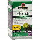 Nature's Answer Rhodiola Root Extract - 60 Vegetarian Capsules