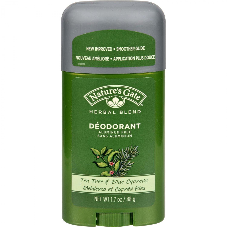 Nature's Gate Tea Tree Deodorant - 1.7 oz