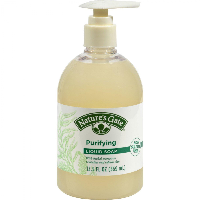 Nature's Gate Liquid Soap Purifying - 12.5 fl oz