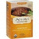 Numi Honeybush Bushman's Brew - 18 Tea Bags - Case of 6