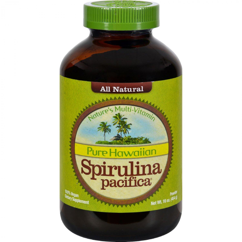 Nutrex Hawaii Pure Hawaiian Spirulina Pacifica - 16 oz