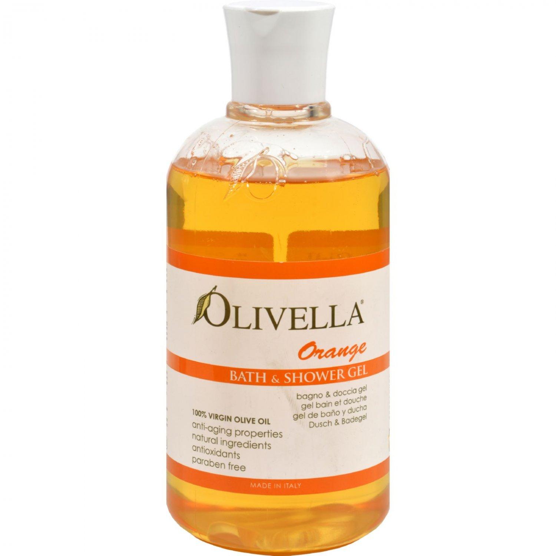 Olivella Bath and Shower Gel Orange - 16.9 oz