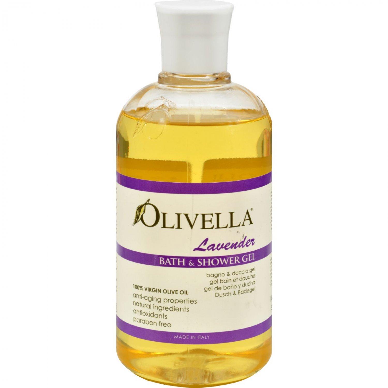 Olivella Bath and Shower Gel Lavender - 16.9 oz