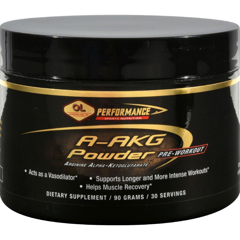 Olympian Labs A-AKG Powder - 30 Servings