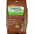 Organix Throat Drop - Dark Chocolate Mint - Case of 4 - 21 Pack