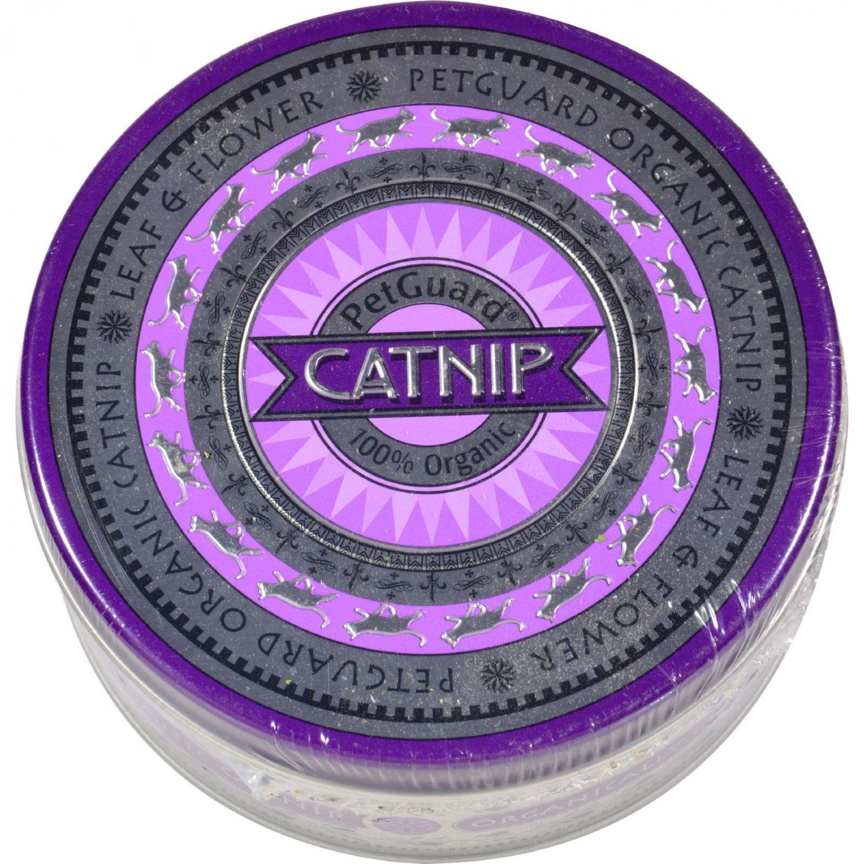 PetGuard Catnip Grown - Case of 6 - 1.75 oz