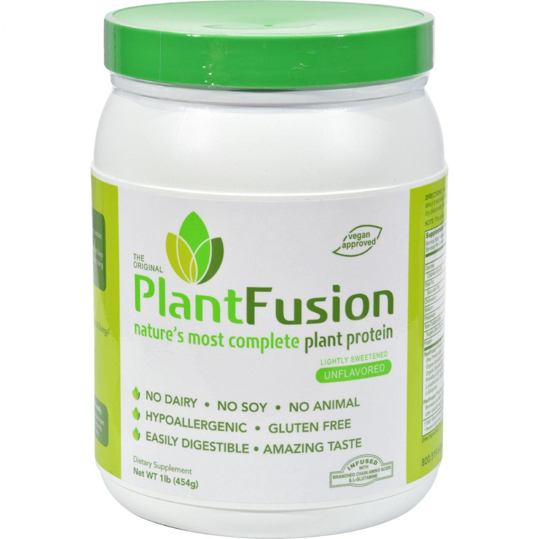 Plantfusion Multi Source Plant Protein - 1 lb