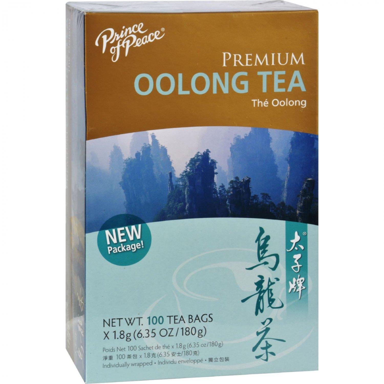 Prince of Peace Oolong Tea - 100 Tea Bags (Pack of 3)