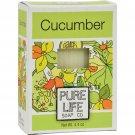 Pure Life Soap Cucumber - 4.4 oz