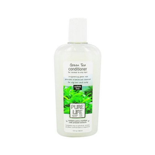 Pure Life Soap Green Tea Conditioner - 14.9 oz