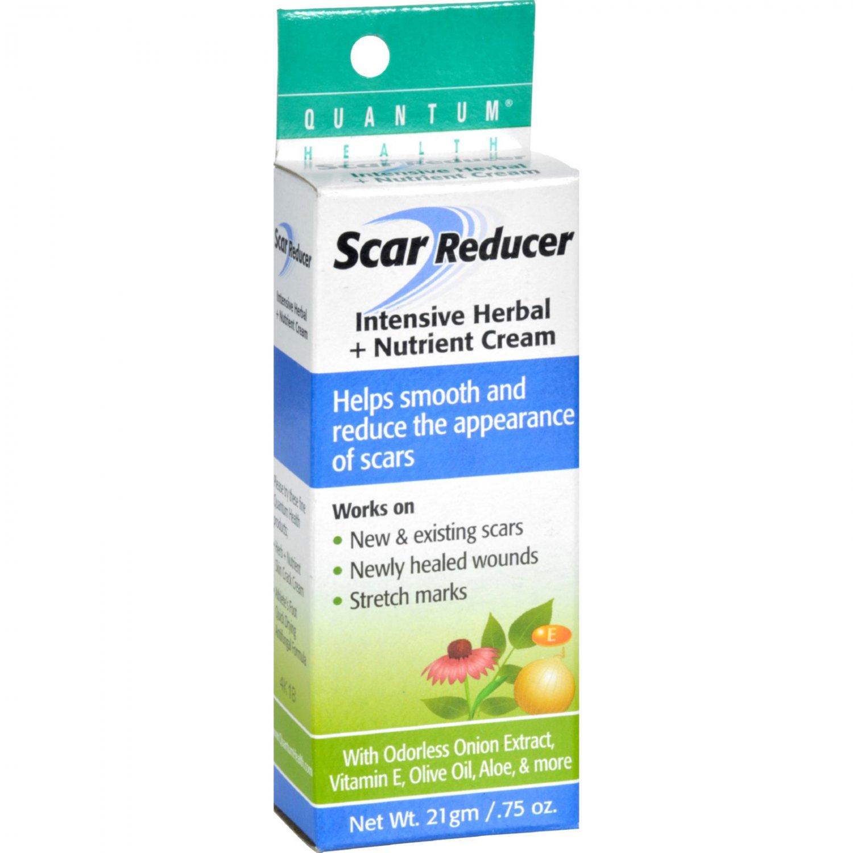 Quantum Scar Reducing Herbal Cream - 0.75 oz