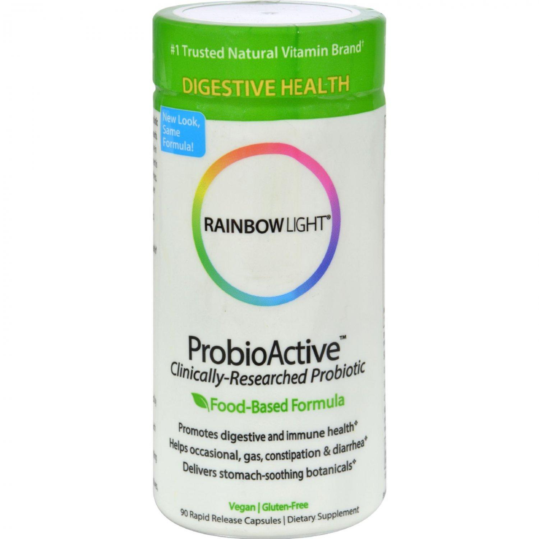 Rainbow Light ProbioActive 1B - 90 Vegetarian Capsules