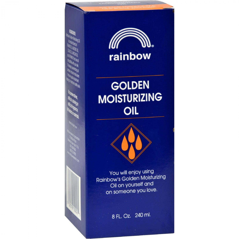 Rainbow Research Golden Moisturizing Oil - 8 fl oz