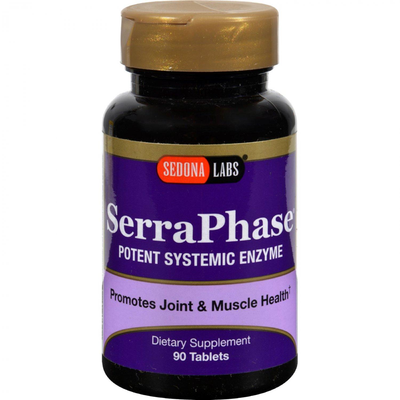 Sedona Labs Serra Phase Inflammation Response - 90 Tablets