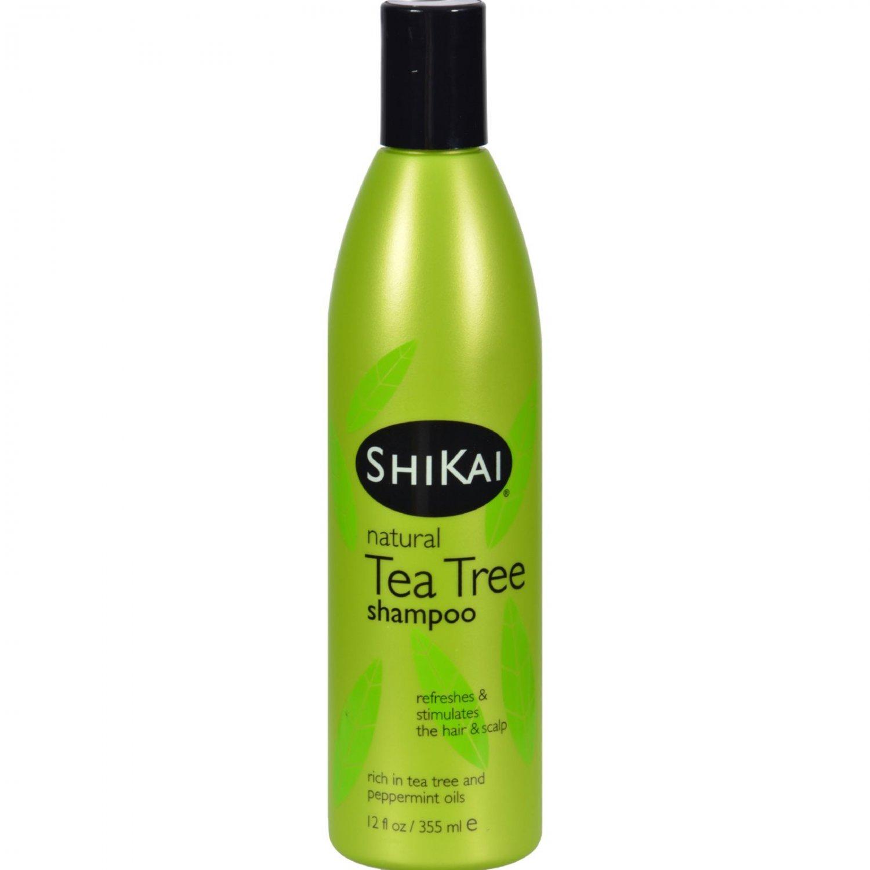 Shikai Natural Tea Tree Shampoo - 12 fl oz