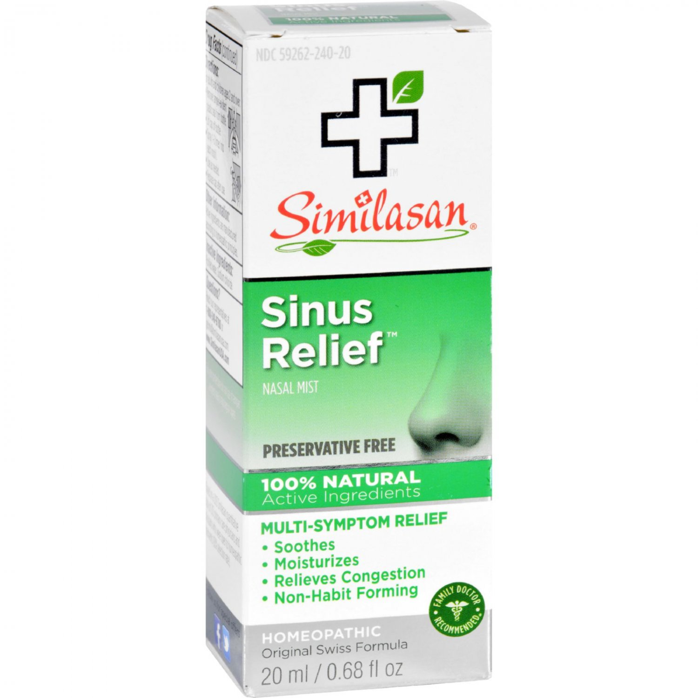Similasan Sinus Relief - 0.68 fl oz