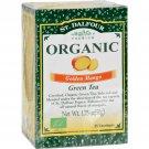 St Dalfour Organic Green Tea Golden Mango - 25 Tea Bags - Case of 6