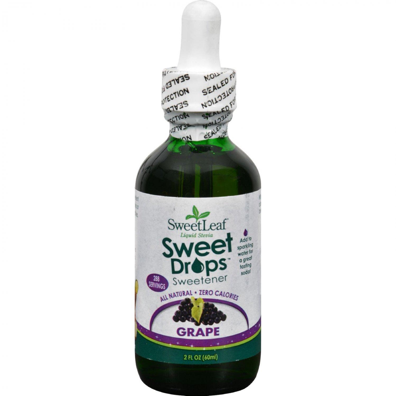 Sweet Leaf Sweet Drops Sweetener Grape - 2 fl oz