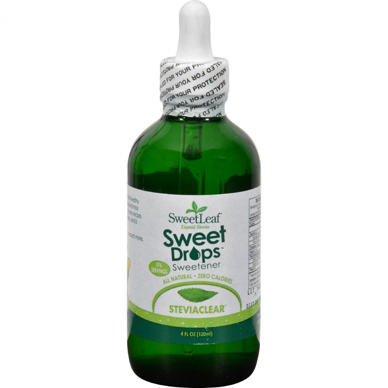 Sweet Leaf Liquid Stevia - 4 fl oz