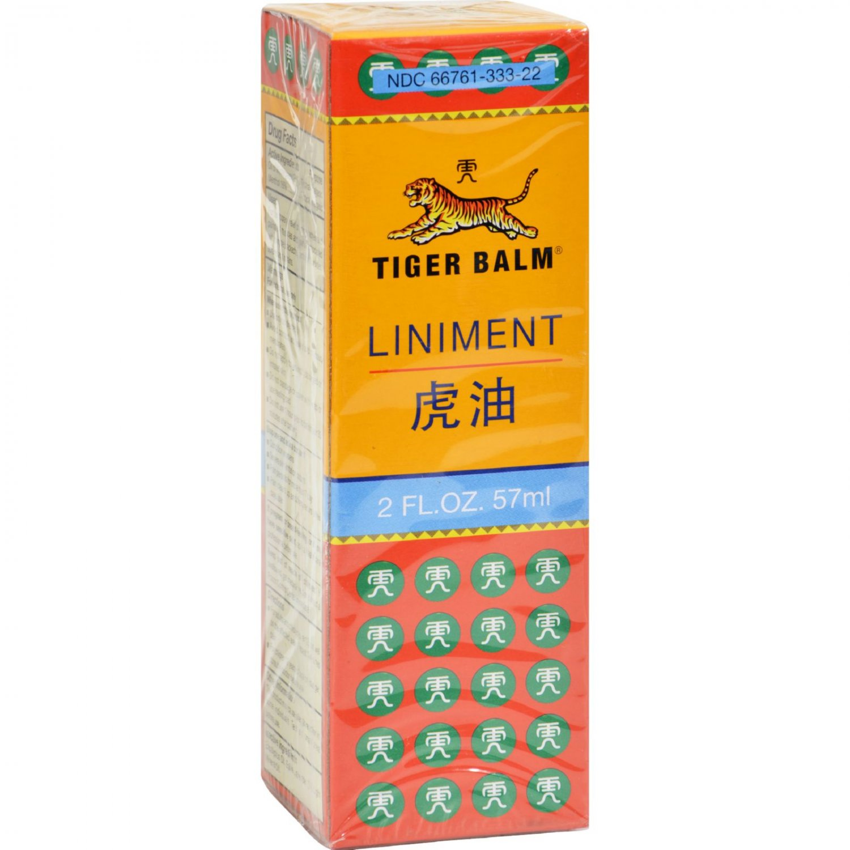 Tiger Balm Liniment - 2 fl oz