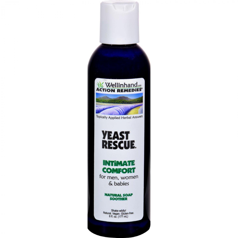 Wellinhand Yeast Rescue Soap - 6 fl oz
