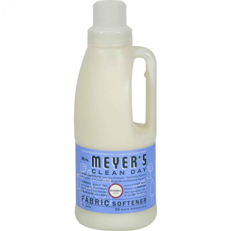 Mrs. Meyer's Fabric Softener - Bluebell - 32 oz