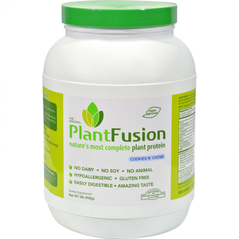 Plantfusion Plantfusion - Cookies N Cream - 2 lbs