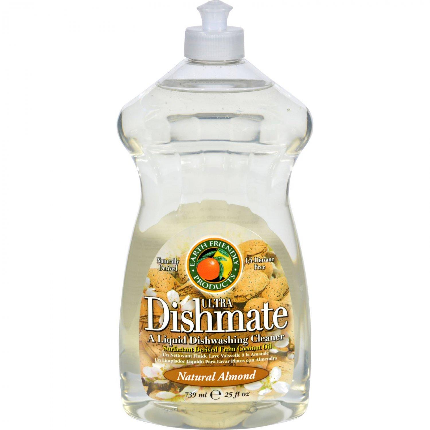 Earth Friendly Dishmate - Almond - 25 oz - Case of 6