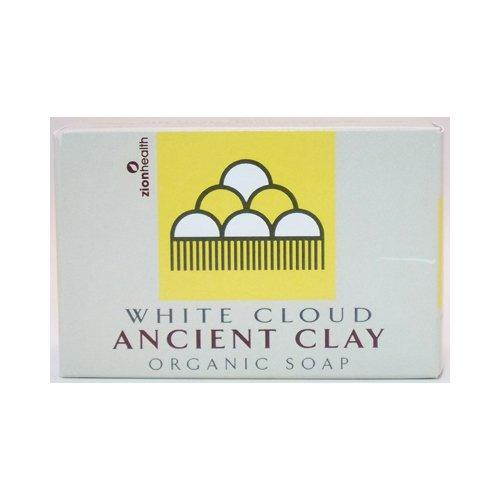 Zion Health Clay Bar Soap - White Cloud - 6 oz