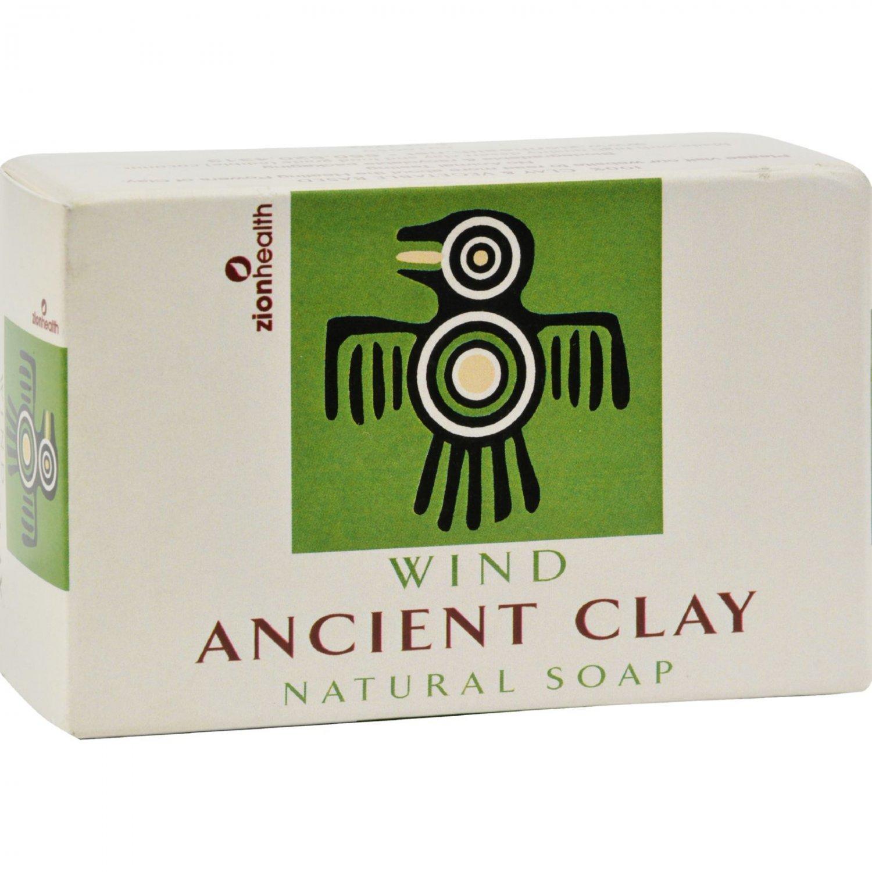 Zion Health Clay Soap - Wind - 6 oz