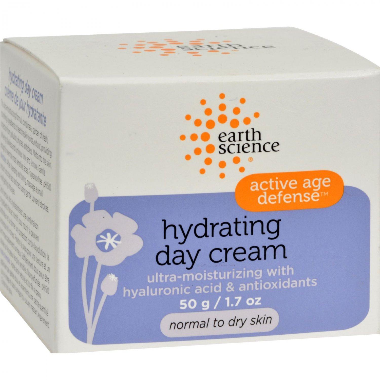 Earth Science Hydrating Day Cream - 1.7 oz