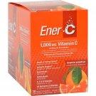 Ener-C Vitamin Drink Mix - Tangerine Grapefruit - 1000 mg - 30 Packets