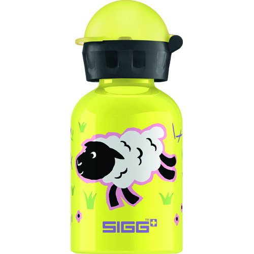 Sigg Water Bottle - Farmyard Sheep - .3 Liters - Case of 6