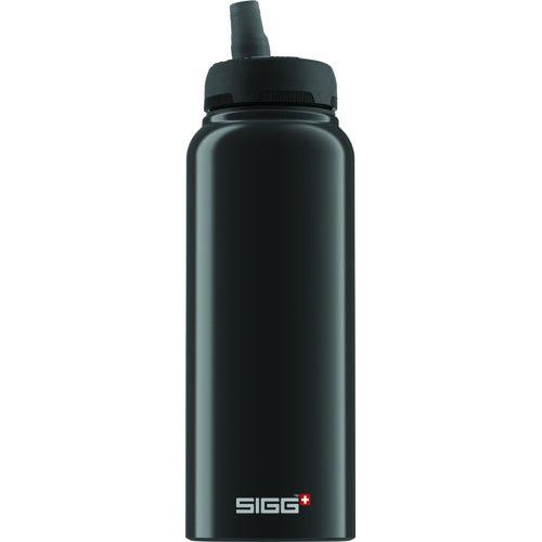 Sigg Water Bottle - Nat Black - 1 Liter