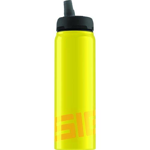 Sigg Water Bottle - Nat Yellow - .75 Liters