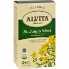 Alvita Tea - Organic - St Johns Wort Herbal - 24 Tea Bags